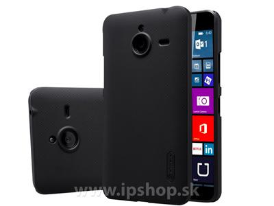 Microsoft Lumia 640 XL Exclusive SHIELD Black - luxusní ochranný kryt (obal) + fólie na displej