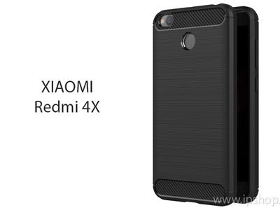 Fiber Armor Defender Black - odolný ochranný kryt (obal) na XIAOMI Redmi 4X  čierny 76f539749b5