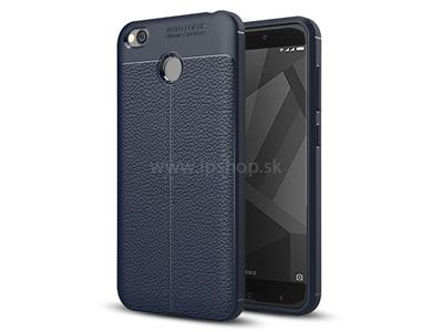 Leather Armor Dark Blue (tmavomodrý) - odolný ochranný kryt (obal) na XIAOMI f80d1e8c114