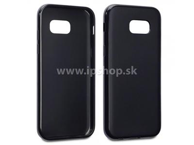 Ochranný gelový/gumový kryt (obal) TPU Deep Black (černý) na Samsung Galaxy A5 2017