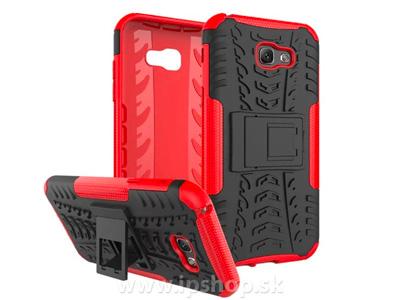Spider Armor Case Red - ochranný outdoorový kryt (obal) na Samsung Galaxy A5 2017 červený