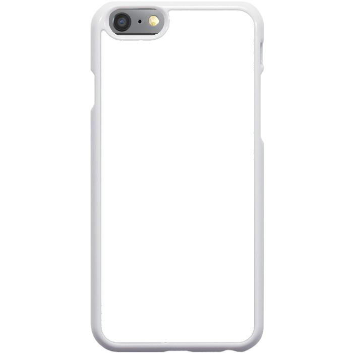 Kryt (obal) s potlačou (vlastnou fotkou) s bielym plastovým okrajom pre Apple  iPhone 6 6S - iPshop 2d1ddaa9f75