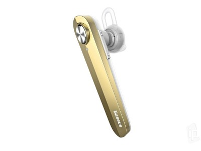 Baseus Wireless Earphone A01 Gold (zlaté) - Bluetooth Handsfree slúchadlo s mikrofónom