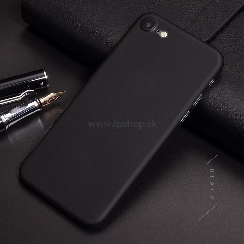 Luxusní ochranný kryt (obal) Cafele Ultra Slim Deep Black (matný černý) na ea6b65f87c9