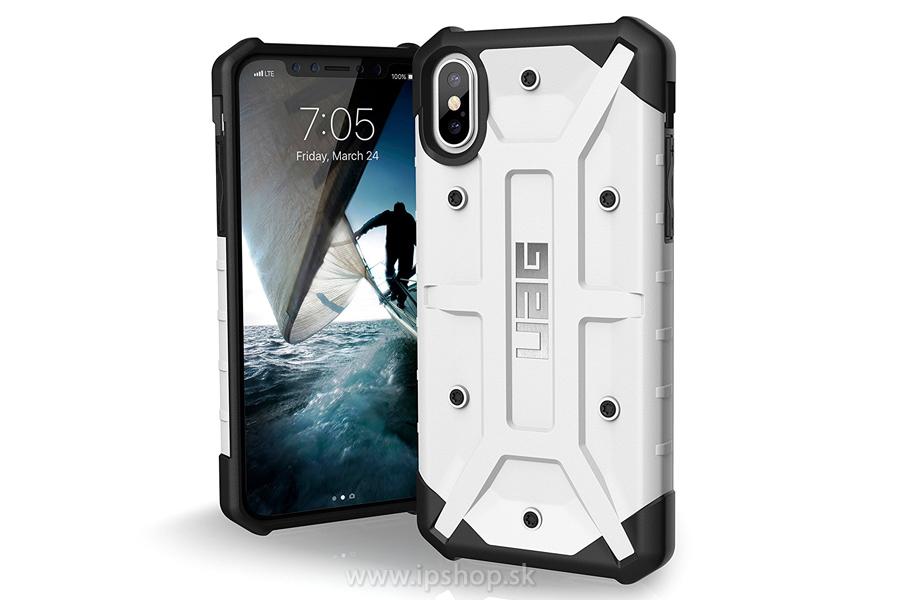 Urban Armor Gear (UAG) Pathfinder White (biely) - ultra odolný ochranný kryt  (obal) na Apple iPhone X   XS 3dc1ac4aca4