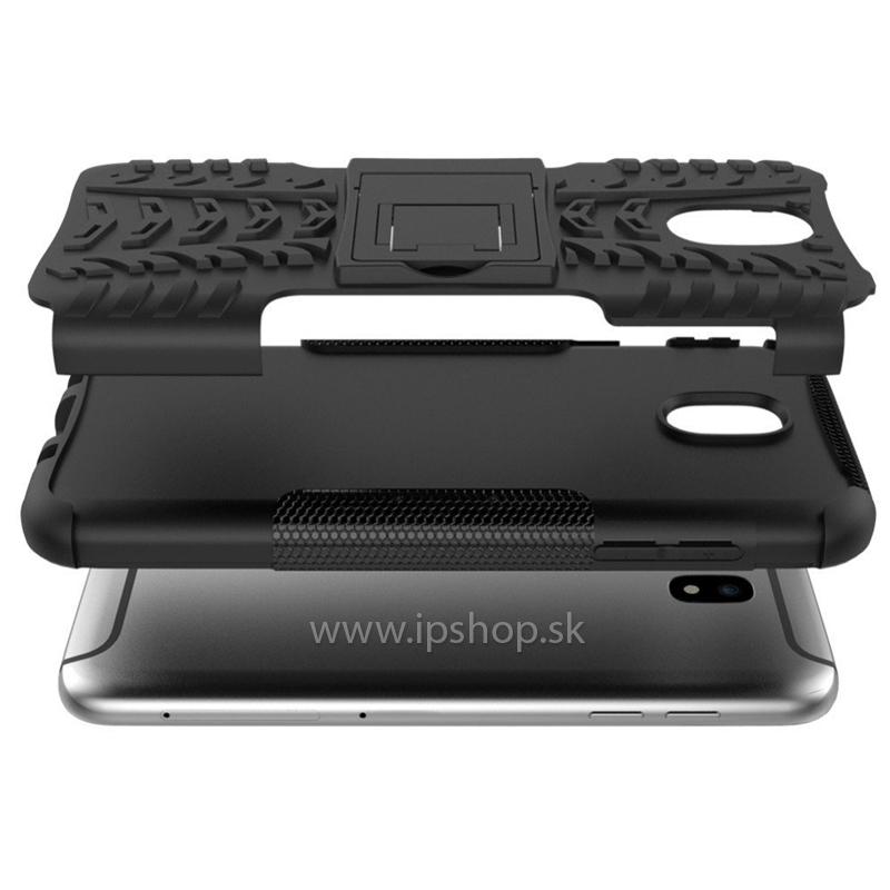 ... Spider Armor Case Black (čierny) - odolný ochranný kryt (obal) na  Samsung ... e4c6debaa4c