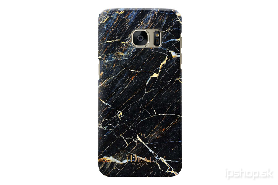 Ideal of Sweden Midnight Blue Marble - ochranný mramorový kryt na Samsung  Galaxy S7 Edge   VÝPREDAJ!! 2d62cebf10c