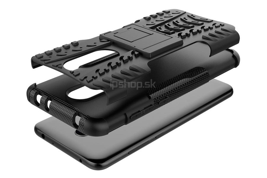 bf1f91b78feea Spider Armor Case Black (čierny) - odolný ochranný kryt (obal) na XIAOMI