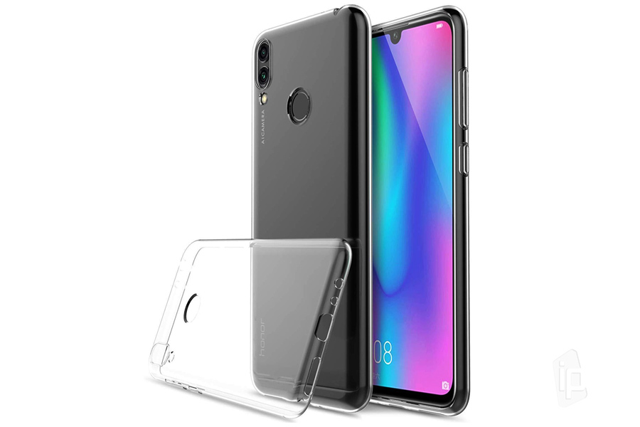 Ochranný kryt (obal) TPU Ultra Slim Clear (číry) na Huawei P Smart ... c829c88be92