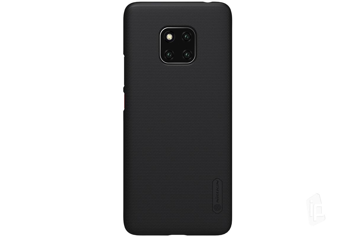 Exclusive SHIELD Black (čierny) - Luxusný ochranný kryt (obal) pre Huawei  Mate 20 Pro 4a2c9ccb966