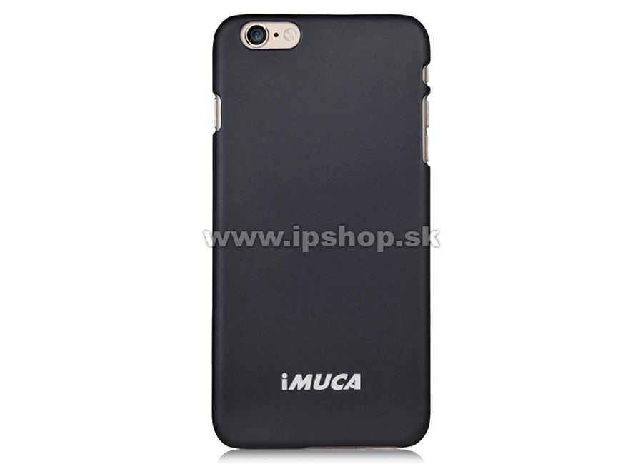 Zadný ochranný kryt (obal) IMUCA Black (čierny) na Apple iPhone 6S Plus    VÝPREDAJ!! 273e97d3279