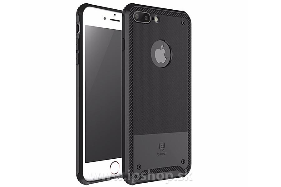 Odolný ochranný kryt (obal) Tough Armor Black (čierny) na Apple iPhone 7  Plus   AKCIA!! 48c2f29a9c5