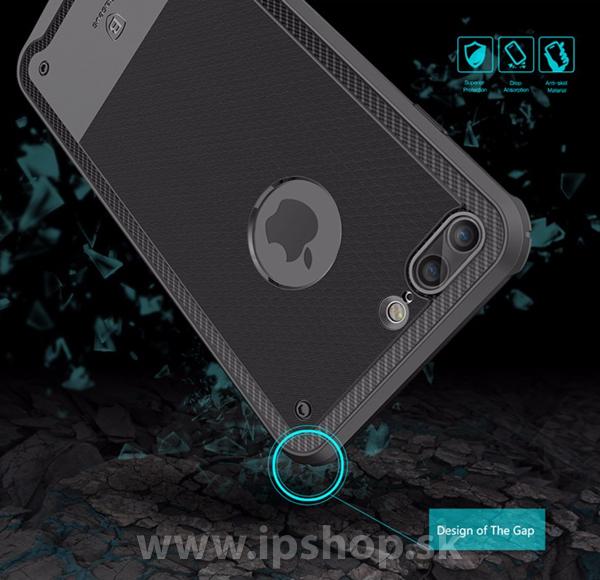 Odolný ochranný kryt (obal) Tough Armor Black (čierny) na Apple iPhone 7 3327209c8b9