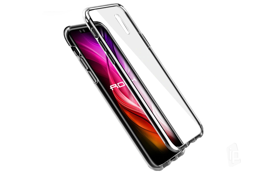 Rock Simple Clear (číry) - Plastový ochranný kryt (obal) na Apple iPhone X    XS 1920465251a