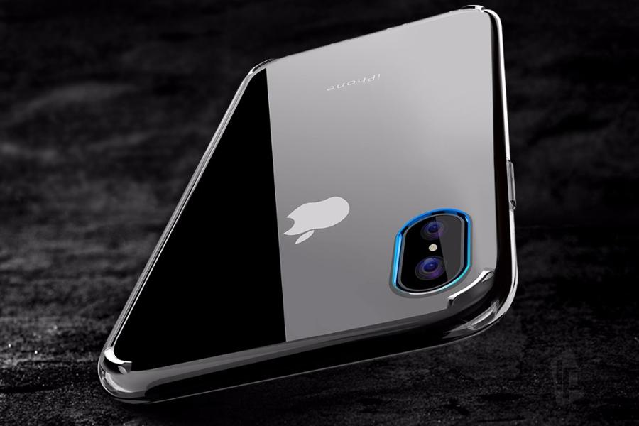 Rock Simple Cover Clear (číry) - Plastový ochranný kryt (obal) na Apple 1c5b5a93955