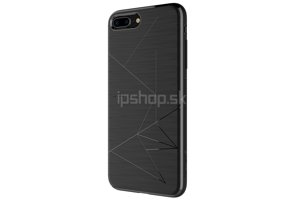 Nillkin Magic Case Black - ochranný kryt (obal) so zabudovanými magnetmi  pre Apple iPhone a53e8bc31a2