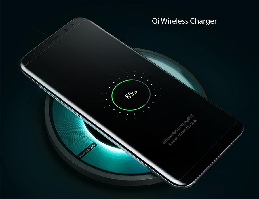 Nillkin Qi Wireless Charger Magic Disk 4 - bezdrôtová nabíjačka s rýchlym  nabíjaním 3098f6470f5
