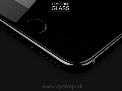 PRIVACY 3D Tempered Glass Black - temperované tvrdené sklo na celý displej  pre Apple iPhone 7 82cb970dc7e
