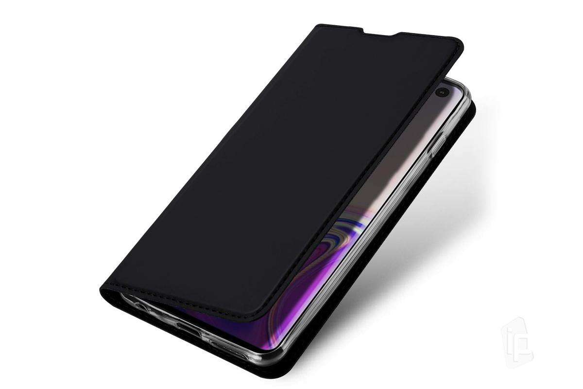 Luxusné Slim Fit puzdro (čierne) pre Samsung Galaxy S10e - iPshop 9934b480cba
