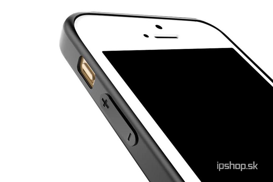 Ochranný kryt (obal) TPU Soft Pink (růžový) na Apple iPhone 5S ... e3ea6ed3148