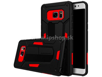 Defender II Red (červený) - odolný ochranný kryt (obal) na Samsung Galaxy Note 7