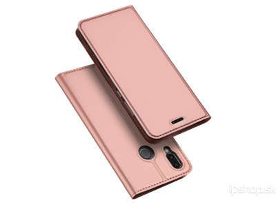 Luxusn� Slim Fit puzdro Rose Gold (ru�ov�) na Huawei P20 Lite