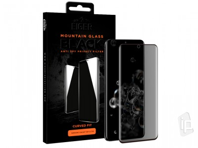 EIGER Mountain Privacy Glass - Anti-Spy tvrdené sklo pre Samsung Galaxy S20 Ultra **AKCIA!!