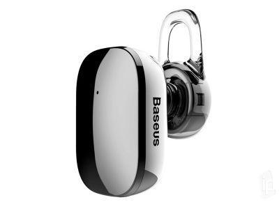 Baseus Encok A02 Ternish (�ierne) - Bluetooth Handsfree sl�chadlo s mikrof�nom