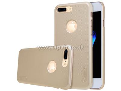 """Apple iPhone 7 PLUS (5.5"""") Exclusive SHIELD Gold - luxusní ochranný kryt (obal) zlatý"""