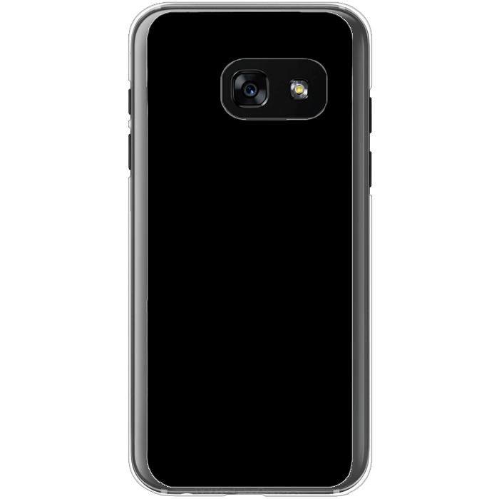 Kryt (obal) s potlačou Danyela ART s priesvitným okrajom pre Samsung Galaxy  A5 ... 5b4534a82ee