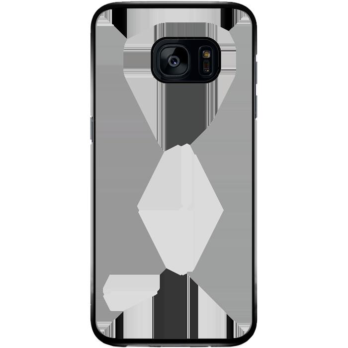 Kryt (obal) s potlačou (vlastnou fotkou) pre Samsung Galaxy S7 EDGE s  čiernym plastovým okrajom - iPshop 2e1ea206b2b