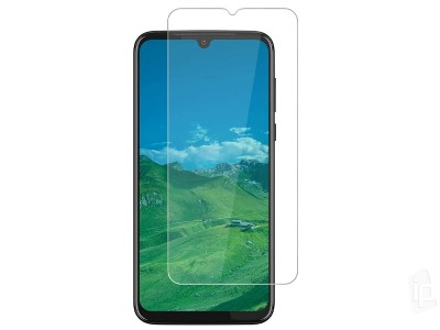 Tempered Glass Clear (číre) - Tvrdené sklo na displej pre Moto G8 Plus