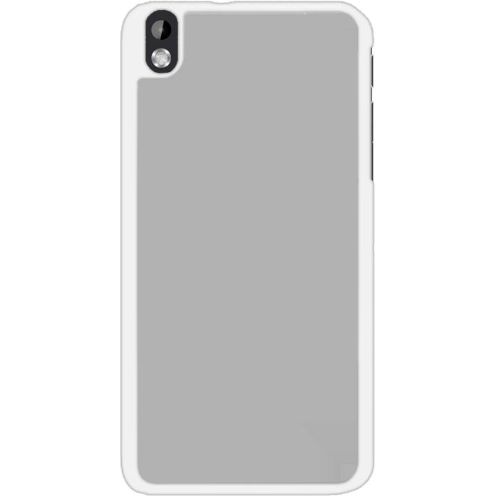 Kryt (obal) s potiskem (vlastní fotkou) s bílým okrajem pro HTC Desire 816