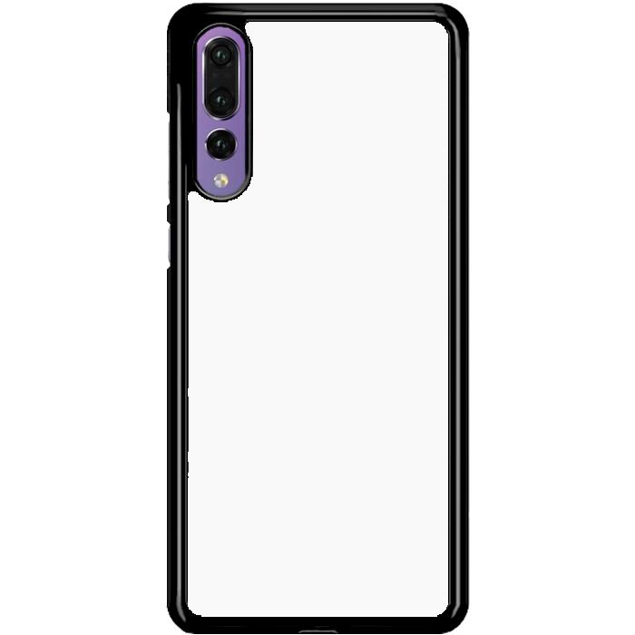 Kryt (obal) s potlačou (vlastnou fotkou) s čiernym plastovým okrajom pre  Huawei P20 Pro - iPshop 60023e96a99