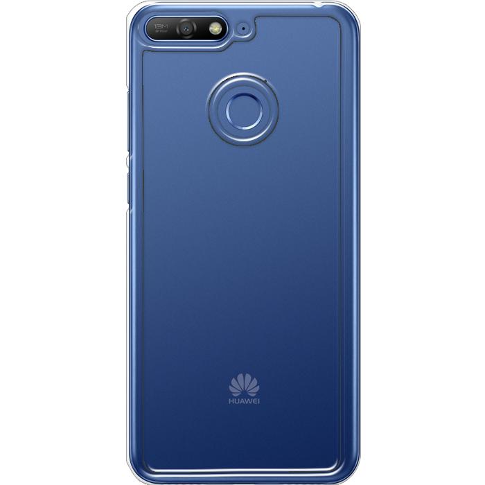 Kryt (obal) s potlačou (vlastnou fotkou) s priesvitným plastovým okrajom  pre Huawei Y6 Prime 2018   Honor 7A - iPshop c4d884c2a5d