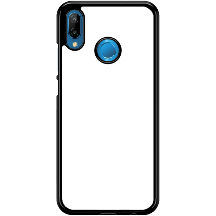 Kryt (obal) s potlačou (vlastnou fotkou) s čiernym plastovým okrajom pre  Huawei P20 Lite - iPshop 27329a9ee1b