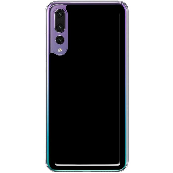 Ochranný kryt (obal) TPU s potlačou (vlastnou fotkou) s priesvitným okrajom  pre Huawei P20 Pro - iPshop 45193a44c06