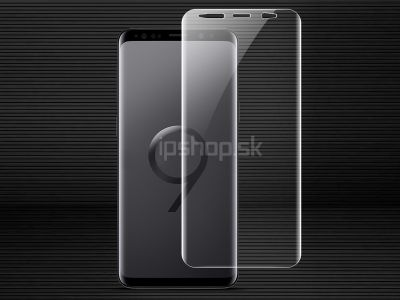 Hydrogel II High Definition Film - ochranná fólia na celý displej pre Samsung Galaxy S9 Plus