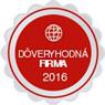 dфveryhodnб firma 2016