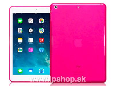 Ochranný kryt (obal) TPU na Apple iPad Air růžový
