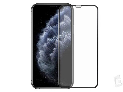 MyScreen 2.5D Full Glue Tempered Glass - Tvrdené sklo na celý displej na iPhone 12 Pro Max