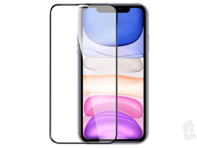 MyScreen 2.5D Full Glue Tempered Glass - Tvrdené sklo na celý displej na iPhone 12 / 12 Pro