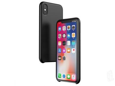 Baseus Liquid LSR Case (čierny) - Luxusný ochranný kryt (obal) na Apple  iPhone XS Max 7aca049aba1