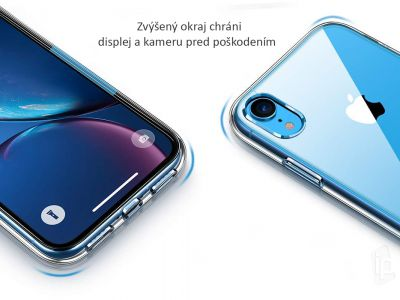 Ochranný kryt (obal) TPU Ultra Clear (číry) na Apple iPhone XR