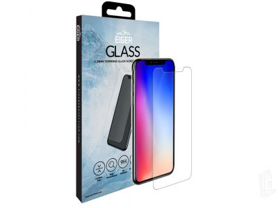 EIGER Glass (��re) - Temperovan� ochrann� sklo na displej pre Apple iPhone XS Max