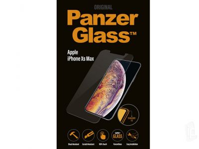 PanzerGlass Standard Fit Clear (��ry) - Tvrden� ochrann� sklo na displej na Apple iPhone XS Max