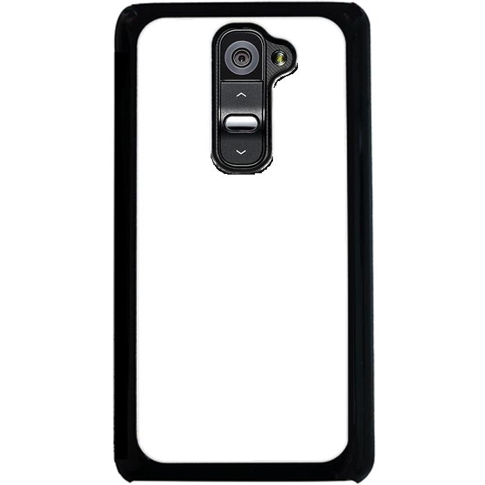 Kryt (obal) s potlačou (vlastnou fotkou) s čiernym okrajom pre LG G2  (D802A) - iPshop 488afbb21bb