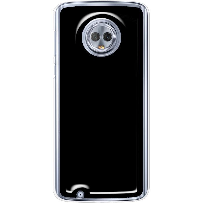 Kryt (obal) s potlačou (vlastnou fotkou) s priesvitným plastovým okrajom  pre Moto G6 - iPshop cce28fd7fd4