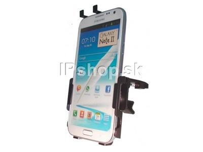 Držák do auta pro Samsung Galaxy Note 2 (N7100) na mriežku ventilátoru