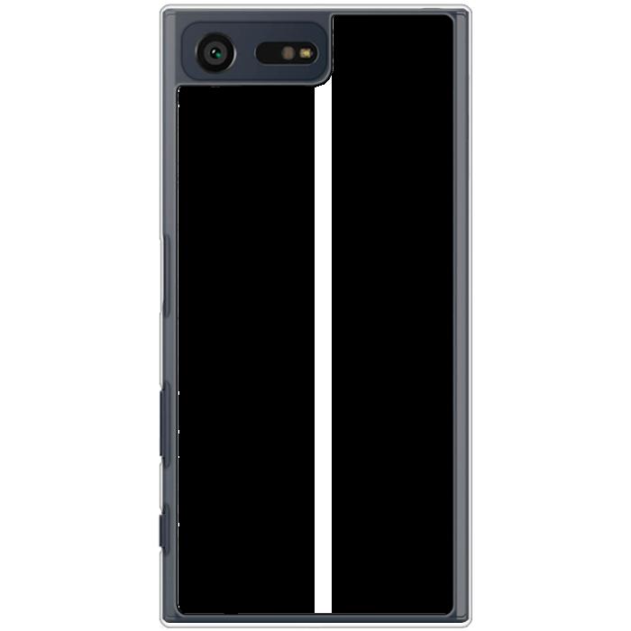 Kryt (obal) s potlačou Danyela ART s priesvitným okrajom pre Sony Xperia X  Compact ... 2ef45901ad4